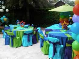 Monster Inc Baby Shower Decorations Party Rental Balloon Decorations Youtube