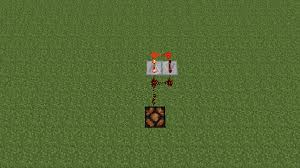 How To Make Light In Minecraft How Do I Make Redstone Lamps Flicker Redstone Discussion And