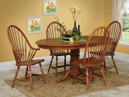 Windsor Dining Room Chairs Early American Windsor Chairs Countryside Amish Furniture