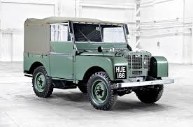 vintage range rover land rover defender history british gq