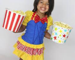 Infant Popcorn Halloween Costume Baby Popcorn Costume Etsy