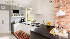 how to use space in small kitchen 10 genius ways to make a small kitchen feel bigger realtor