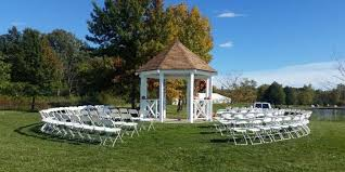 small wedding venues in michigan 15 outdoor wedding venues in michigan everafterguide