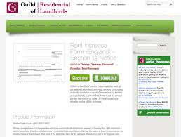 Consent Letter Format From Landlord Related Documents Click To View Landlord Tenant Notices Rental