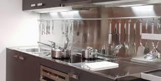 plan de travail inox cuisine plan de travail en inox et évier en inox pour cuisine et salle de bain