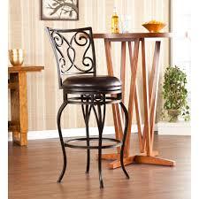 Swivel Bar Stool Home Decorators Collection Swag Swivel Bar Stool 02761mtl 01 Kd U