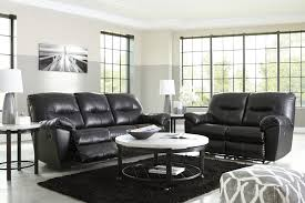 Black Leather Reclining Sofa And Loveseat Kilzer Durablend Black Reclining Sofa Loveseat 84701 88 86