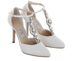 wedding shoes t bar step back in time with designer wedding shoes