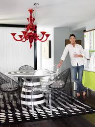 tour the modern colorful home of david bromstad hgtv
