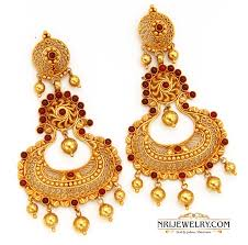 buttalu earrings antique chandbali earrings buttalu hangings gold jewelry