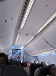united airlines first class review 737 900 with new sky interior
