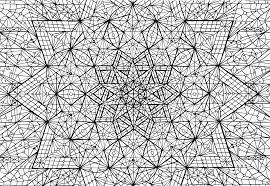 sacred geometry coloring pages coloring home