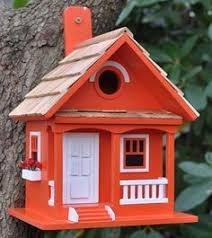 home bazaar birds of a feather cafe au lait cottage birdhouse