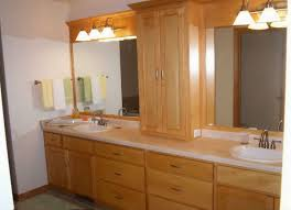 Bathroom Counter Shelves by Outstanding Bathroom Countertop Storage Cabinets Also Inspirations