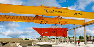 overhead crane design build company now offers in house