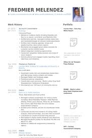 Marketing Coordinator Resume Sample by Account Coordinator Resume Samples Visualcv Resume Samples Database