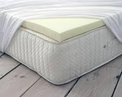 Bamboo Memory Foam Mattress Topper Bedroom Adorn Your Bed With Foam Mattress Topper That Accentuates
