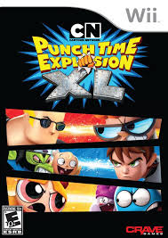 network punch time explosion the sequel image network punch time explosion wii na jpg johnny