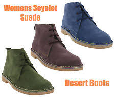 womens desert boots uk roamers shoes for ebay