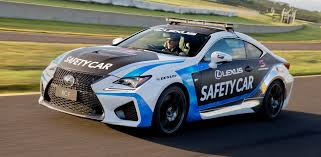 lexus v8 2016 top 10 coolest safety and pace cars we u0027ve ever seen autoguide