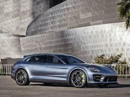 Porsche Panamera Next Gen - porsche panamera sport turismo concept 2012 pictures