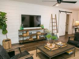 chip and joanna gaines transform a barn into a rustic home perfect
