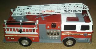 tonka fire rescue truck tonka fire rescue truck 168 engine lights u0026 sounds hasbro ebay