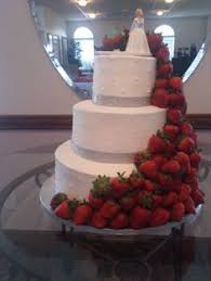 affordable wedding cakes looks cheap but like the idea purple orchid wedding cake