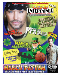 Ohkay Casino Buffet by Casino Entertainer March 2016 By Casino Entertainer Issuu