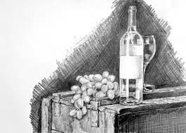 learn how to draw anything with this still life exercise