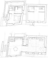 century village floor plans restoration of a 16th century mountain village stone house