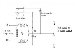 build a phase converter wiring diagram wiring diagram simonand