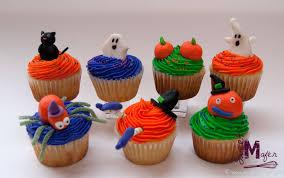 Halloween Cupcakes Con Volumen