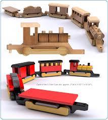 vintage 1955 legno toy train set plan 1955 a very good year