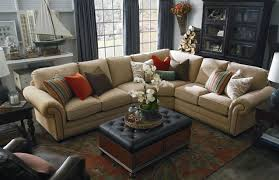 large deep sectional sofas 30 inspirations of sectional sofa with oversized ottoman