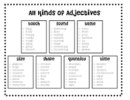 what is an adjective adjpro