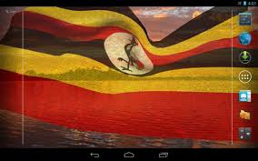 Flag Download Free 3d Uganda Flag Live Wallpaper Apk Download Free Personalization