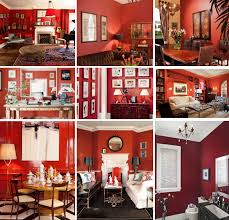 red home decorating ideas archives inspiration by color