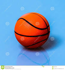 basketball dummy ball of orange color stock photo image 38863342