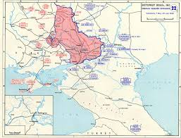 Maps Germany by Map Of German Offensive Into Southwest Russia May July 1942