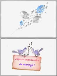 carte mariage ã imprimer carte anniversaire de mariage gratuite à imprimer cartes gratuites