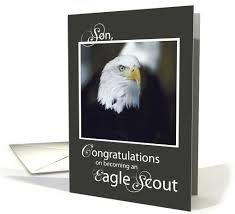 eagle scout congratulations card 28 best eagle scout invitations and cards images on
