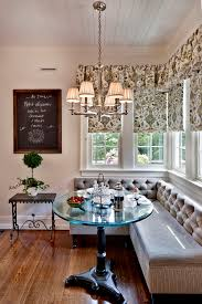 Use Couch For Kitchen Table - Dining room with couch