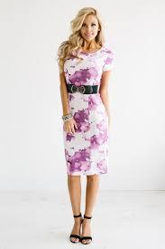 downeast dresses amethyst floral modest dress east basics modest bridesmaids