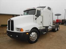kenworth aerodyne truck used 2006 kenworth t600 tandem axle sleeper for sale in ms 6416
