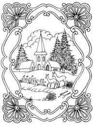 scenery scenes 26 rubber stamps catalog stampin