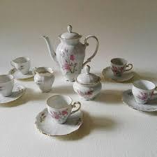 vintage tea set best vintage tea sets germany products on wanelo