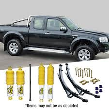 ford ranger max ford ranger pj pk duratorq engine nitro max shocks 41mm bore