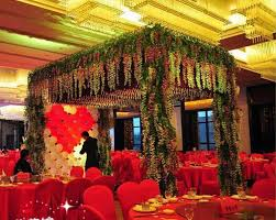aliexpress buy high quality 110cm silk wisteria garland