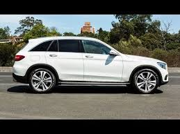mercedes suv reviews 2017 mercedes glc review